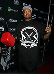 Rapper DJ Paul of Three 6 Mafia arrives at Flo Live Mobile TV Presents X-Games After Party presented by  Flo Live Mobile TV at The Roxy on August 1, 2008 in West Hollywood, California.