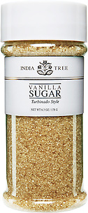 10301 Vanilla Sugar, Tall Jar 6.3 oz, India Tree Storefront