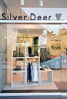 Robert Hurch´s Silver Deer store, Santa Fe, Mexico City.