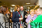 At the official opening of the Intreo office in Godfrey Place by Tánaiste, Joan Burton. Pictured Joan Burton, A J Spring , Marie Maloney, Jimmy Murphy