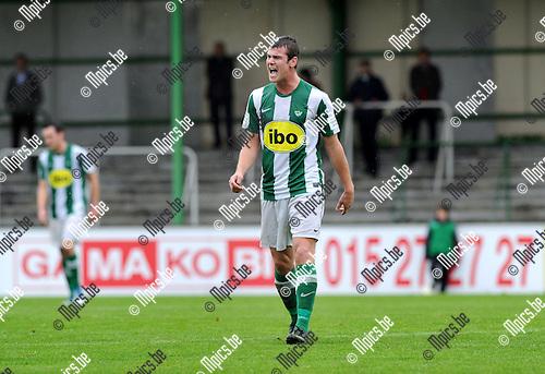 2011-10-09 / Voetbal / seizoen 2011-2012 / Racing Mechelen / Kevin Spreutels..Foto: Mpics