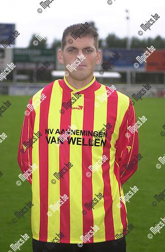 Tim De Keyser , R. Cappellen FC