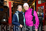 Treasa O'Callaghan and Alma Carey at the Dingle Walking Festival over the weekend.