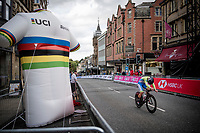 Gal Glivar (SLO)<br /> Men Junior Individual Time Trial<br /> <br /> 2019 Road World Championships Yorkshire (GBR)<br /> <br /> ©kramon