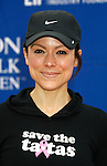 LOS ANGELES, CA. - May 09: Liz Vassey arrives at the 16th Annual EIF Revlon Run/Walk For Women at the Los Angeles Memorial Coliseum on May 9, 2009 in Los Angeles, California.