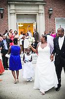 Anthony & April Wedding