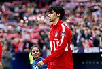 Atletico de Madrid's Joao Felix before La Liga match. Mar 07, 2020. (ALTERPHOTOS/Manu R.B.)