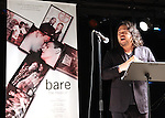 Director Stafford Arima attending the 'BARE' celebrates National Coming Out Day at the Snapple Theater Center on October 11, 2012 in New York City.