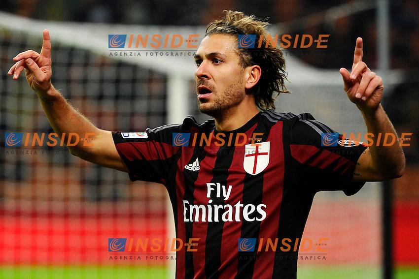Alessio Cerci Milan<br /> Milano 28-11-2015 Stadio Giuseppe Meazza - Football Calcio Serie A Milan - Sampdoria. Foto Giuseppe Celeste / Insidefoto
