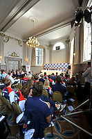 Windsor, Great Britain,   Team GB, 2012 Olympic games, London, Rowing Team announcement  and press conference at the Harte & Garter Hotel, Windsor, Wednesday  06/06/2012 . . [Mandatory Credit. Peter Spurrier/Intersport Images]