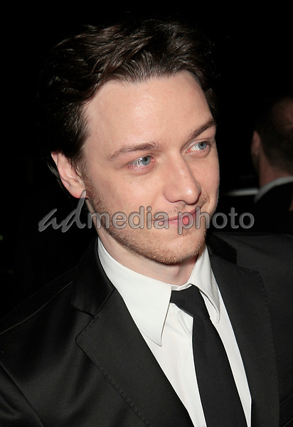 """06 December, 2007 - Beverly Hills, California - James McAvoy. """"Atonement"""" Los Angeles Premiere held at the Academy Theatre. Photo Credit: Russ Elliot/AdMedia"""