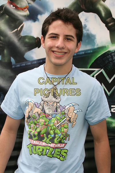 "ANTHONY GHANNAM.""TMNT"" (aka. ""Teenage Mutant Ninja Turtles"") Los Angeles Premiere at Grauman's Chinese Theatre, Hollywood, California, USA, 17 March 2007..half length.CAP/ADM/BP.©Byron Purvis/AdMedia/Capital Pictures."