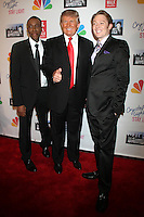 May 21, 2012 Arsenio Hall, Donad Trump and Clay Aiken attend the Celebrity Apprentice Finale at the American Museum of Natural History in New York City. © RW/MediaPunch Inc.