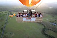 20160219 February 19 Hot Air Balloon Gold Coast
