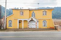 Arquitectura Libre / Free Architecture, Joquicingo de Leon Guzman, Estado de Mexico, Mexico