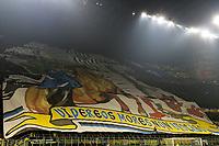 Inter fans <br /> Milano 09/02/2020 Stadio San Siro <br /> Football Serie A 2019/2020 <br /> FC Internazionale - AC Milan <br /> Photo Andrea Staccioli / Insidefoto