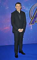 """Anthony Russo at the """"Avengers: Endgame"""" UK fan event, Picturehouse Central, Corner of Shaftesbury Avenue and Great Windmill Street, London, England, UK, on Wednesday 10th April 2019.<br /> CAP/CAN<br /> ©CAN/Capital Pictures"""