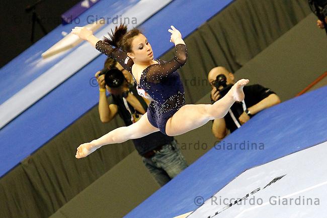 Vanessa FERRARI (ITA) :: Qualifications