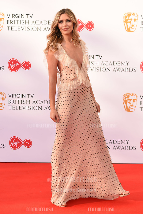 Abbey Clancy arriving for the BAFTA TV Awards 2018 at the Royal Festival Hall, London, UK. <br /> 13 May  2018<br /> Picture: Steve Vas/Featureflash/SilverHub 0208 004 5359 sales@silverhubmedia.com