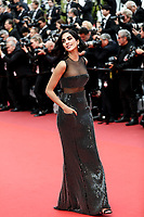 """CANNES - MAY 15:  Rocio Munoz Morales arrives to the premiere of """" LES MISÉRABLES """" during the 2019 Cannes Film Festival on May 15, 2019 at Palais des Festivals in Cannes, France.      <br /> CAP/MPI/IS/LB<br /> ©LB/IS/MPI/Capital Pictures"""