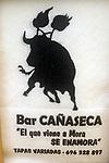 Medieval Tour.<br /> Mora de Rubielos.<br /> Bar Ca&ntilde;aseca.