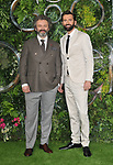 """Michael Sheen and David Tennant at the """"Good Omens"""" UK TV premiere, Odeon Luxe Leicester Square, Leicester Square, London, England, UK, on Tuesday 28th May 2019.<br /> CAP/CAN<br /> ©CAN/Capital Pictures /MediaPunch ***NORTH AND SOUTH AMERICAS ONLY***"""