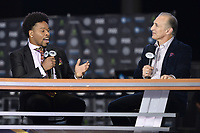 BROOKLYN, NY - DECEMBER 20: (L-R Shawn Porter and Ray Mancini attend the Fox Sports and Premier Boxing Champions press conference for the December 22 Fox PBC Fight Night at the Barclay Center on December 20, 2018 in Brooklyn, New York. (Photo by Anthony Behar/Fox Sports/PictureGroup)