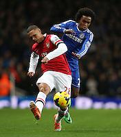 Arsenal v Chelsea 23-Dec-2013