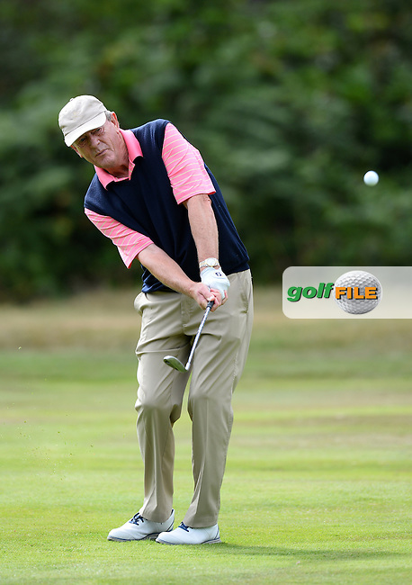 Carl Mason of England during the First Round of The Senior Open at Sunningdale Golf Club, Sunningdale, England. Picture: Golffile | Richard Martin-Roberts<br /> All photo usage must carry mandatory copyright credit (&copy; Golffile | Richard Martin- Roberts)