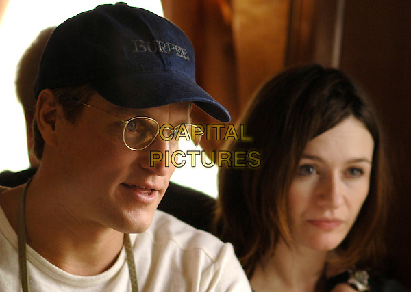 Woody Harrelson & Emily Mortimer.in Transsiberian .*Filmstill - Editorial Use Only*.CAP/PLF.Supplied by Capital Pictures.