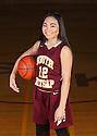 2016-2017 South Kitsap High School Girls Basketball C-team Portraits