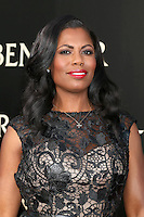 "HOLLYWOOD, CA - AUGUST 16: Omarosa Manigault at the LA Premiere of the Paramount Pictures and Metro-Goldwyn-Mayer Pictures title ""Ben-Hur"", at the TCL Chinese Theatre IMAX on August 16, 2016 in Hollywood, California. Credit: David Edwards/MediaPunch"