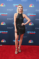 "11 March 2019 - Pasadena, California - Julianne Hough. NBC's ""America's Got Talent"" Season 14 Kick-Off held at Pasadena Civic Auditorium. <br /> CAP/ADM/FS<br /> ©FS/ADM/Capital Pictures"