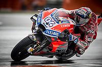ANDREA DOVIZIOSO - ITALIAN - DUCATI TEAM - DUCATI <br /> Valencia 18-11-2018 <br /> Moto Gp Spagna<br /> Foto Vincent Guignet / Panoramic / Insidefoto