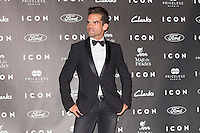 "Antonio Najaro attends the ""ICON Magazine AWARDS"" Photocall at Italian Consulate in Madrid, Spain. October 1, 2014. (ALTERPHOTOS/Carlos Dafonte) /nortephoto.com"