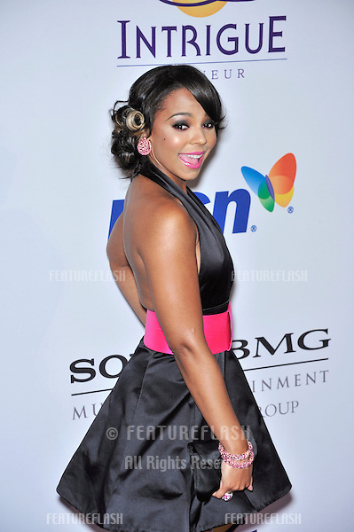 Ashanti at music mogul Clive Davis' annual pre-Grammy party at the Beverly Hilton Hotel..February 9, 2008  Los Angeles, CA.Picture: Paul Smith / Featureflash