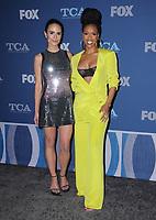 04 January 2018 - Pasadena, California - Jordana Brewster, Michelle  Mitchenor. FOX Winter TCA 2018 All-Star Partyheld at The Langham Huntington Hotel in Pasadena.  <br /> CAP/ADM/BT<br /> &copy;BT/ADM/Capital Pictures