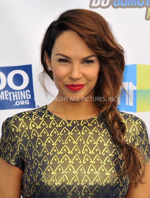 WWW.ACEPIXS.COM....August 19,2012, Santa Monica, CA.....Charity Shea at the 2012 Do Something Awards at Barker Hangar on August 19, 2012 in Santa Monica, California.........By Line: Peter West/ACE Pictures....ACE Pictures, Inc..Tel: 646 769 0430..Email: info@acepixs.com
