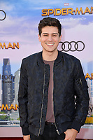 Anthony Padilla at the world premiere for &quot;Spider-Man: Homecoming&quot; at the TCL Chinese Theatre, Los Angeles, USA 28 June  2017<br /> Picture: Paul Smith/Featureflash/SilverHub 0208 004 5359 sales@silverhubmedia.com
