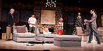 """As The World Turns' Colleen Zenk stars along with the cast - Malachy Cleary, Davy Raphaely, Peggy J. Scott and Brenda Withers in """"Other Desert Cities"""" at the tech rehearsal (in costume) on October 14, 2015 at Whippoorwill Halll Theatre, North Castle Library, Kent Place, Armonk, New York.  (Photo by Sue Coflin/Max Photos)"""