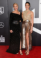 13 November  2017 - Hollywood, California - Connie Nielsen, Gal Gadot. &quot;Justice League&quot; Los Angeles Premiere held at The Dolby Theater in Hollywood. <br /> CAP/ADM/BT<br /> &copy;BT/ADM/Capital Pictures