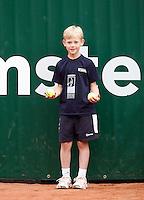 18-8-07, Amsterdam, Tennis, Nationale Tennis Kampioenschappen 2007, Ballenjongen