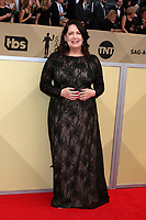 LOS ANGELES - JAN 21:  Ann Dowd at the 24th Screen Actors Guild Awards - Press Room at Shrine Auditorium on January 21, 2018 in Los Angeles, CA