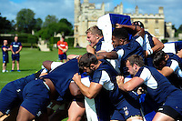 Bath Rugby training : 09.08.16
