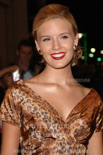 Lost star MAGGIE GRACE at the 2005 World Music Awards at the Kodak Theatre, Hollywood, CA..August 31, 2005  Los Angeles, CA..© 2005 Paul Smith / Featureflash