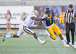 Saturday, October 18, 2014:  California Golden Bears Football vs UCLA during NCAA football game at Kabam Field at California Memorial Stadium at Berkeley, California.  UCLA defeats California 36-34.