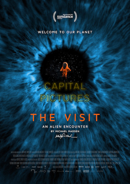 The Visit: An Alien Encounter (2015) <br /> POSTER ART<br /> *Filmstill - Editorial Use Only*<br /> CAP/KFS<br /> Image supplied by Capital Pictures