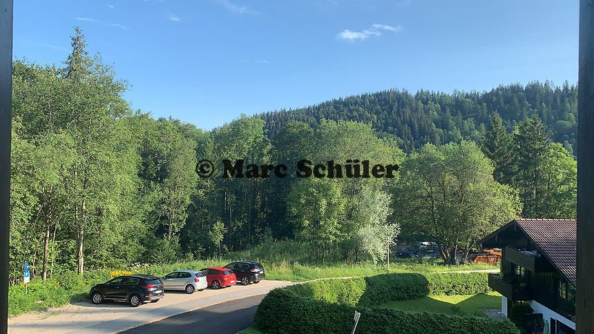 Ortsteil Buchenhöhe - Berchtesgaden 16.07.2019: Bechtesgaden