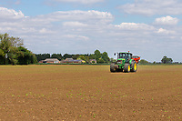 15.5.2020 Applying nitrogen to sugar beet  in Lincolnshire <br /> ©Tim Scrivener Photographer 07850 303986<br />      ....Covering Agriculture In The UK....