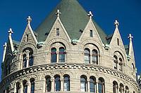 Flour & Grain Exchange, Boston, MA (Shepley, Rutan & Coolidge, architect,1889)